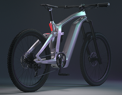 Aurora - Enduro e-bike