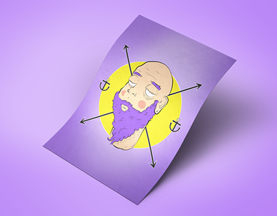 Moodswing - illustration, print