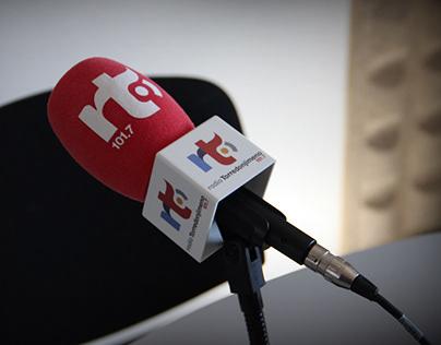 Branding para emisora de radio