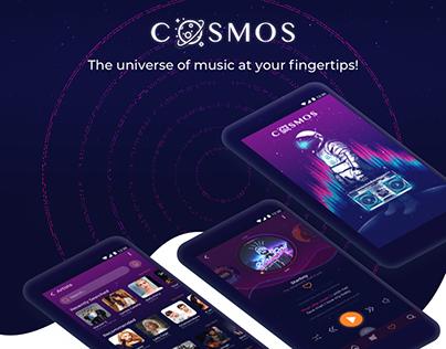 Cosmos Music App