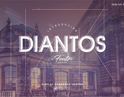 DIANTOS FONT