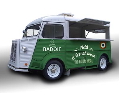 Badoit - Mock Up / Mise en Situation Operation Promo