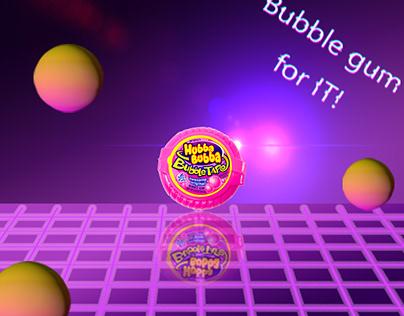 Bubble gum for IT