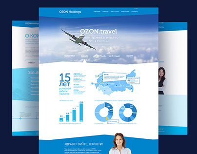 Ozon Holdings concept