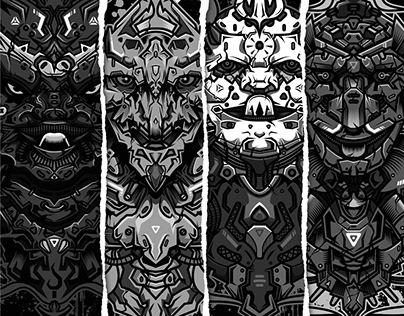 Wayang Projects Photos Videos Logos Illustrations And Branding On Behance