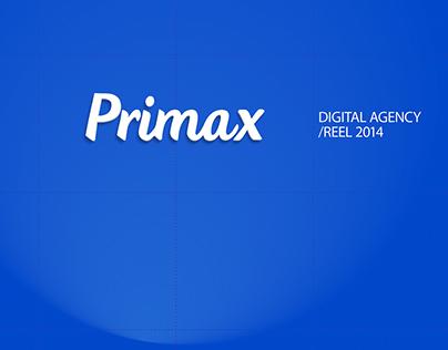 Showreel for Primax