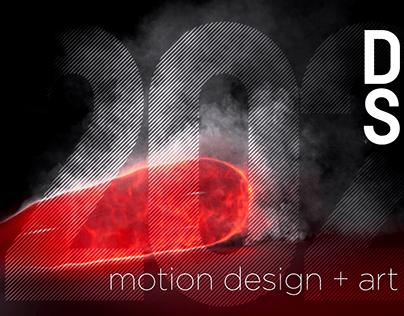 Doug Spice Motion Design + Art Direction Reel 2020