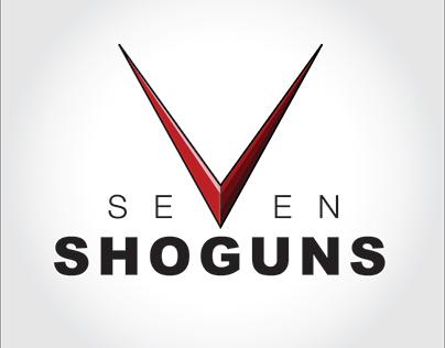 Seven Shoguns Intro Animation