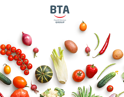 BTA Food Services UX/UI