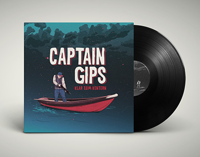Captain Gips - Klar zum kentern LP/CD
