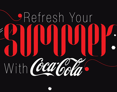 Refresh Your Summer With Coca cola