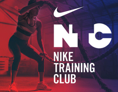 Nike + Training Club · Campaña·