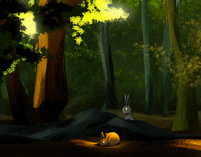 Speed Painting Environments