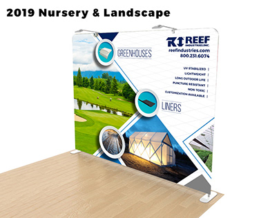 Trade Show Booth Design Nursery and Landscape