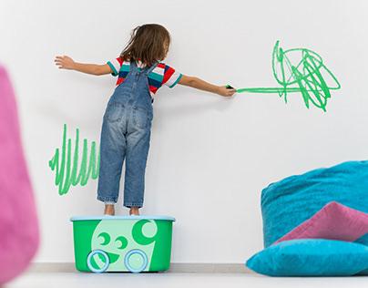Création d'une marque pour enfant Babywear by Carhartt