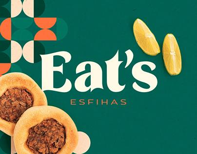 Eat's Esfihas - Identidade Visual