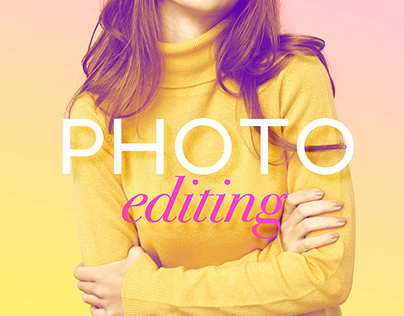 Colorful Photo Editing
