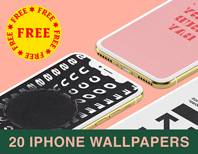 20 Free IPhone Wallpapers