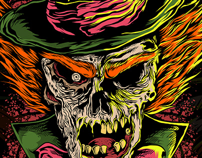 Zombie Mad Hatter