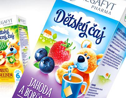 Megafyt - teas for children