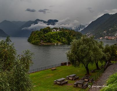 Le atmofere del lago di Como