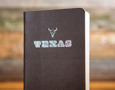 Texas Pocket Travel Journals