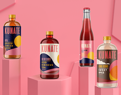 Kunate - Full Branding