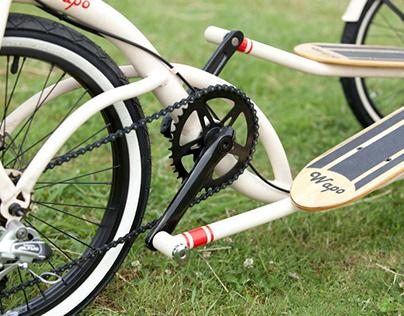 Wapo - Elliptical Tricycle