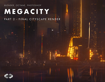 Patreon - Megacity Part 2