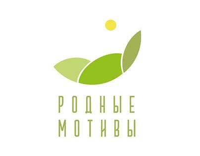 """Логотип для выставки """"Родные мотивы"""""""