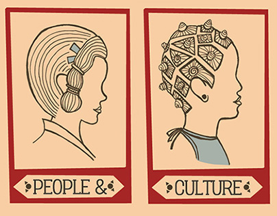 People & Culture Day Poster