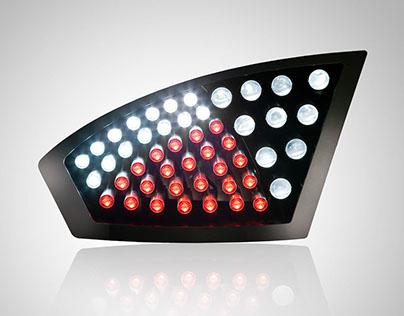 GridLight Modular LED Train Light