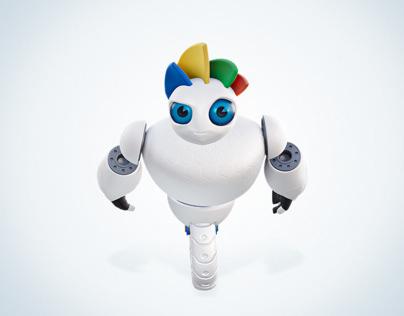 Meet Visme's Animated Mascot
