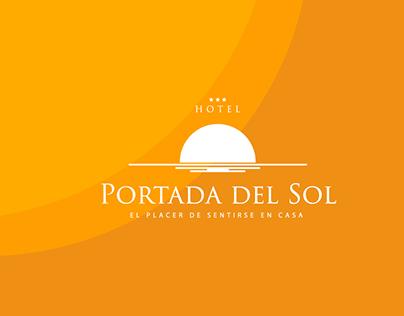 MANUAL DE MARCA - PORTADA DEL SOL