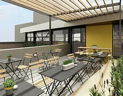 Architectural Design: Ιnteractivity Artspace