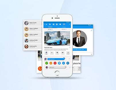 Corvis Mobile App