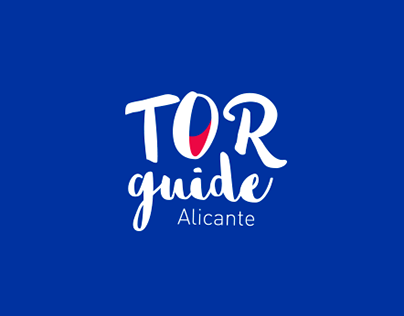 Tor Guide Alicante. Corporate Identity