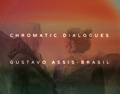 Chromatic dialogues by Gustavo Assis-Brasil