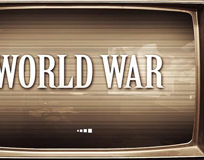 World war guns game
