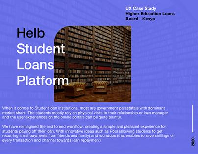 Higher Education Loans Platform - Kenya Case Study