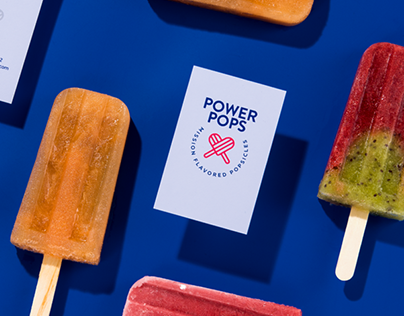 Power Pops - Mission Flavored Popsicles
