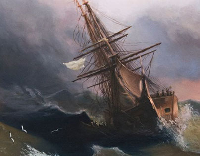 Ivan Aivazovsky copy
