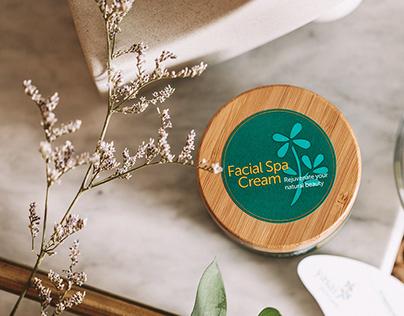 Yasai Skincare – Branding & Packaging Design