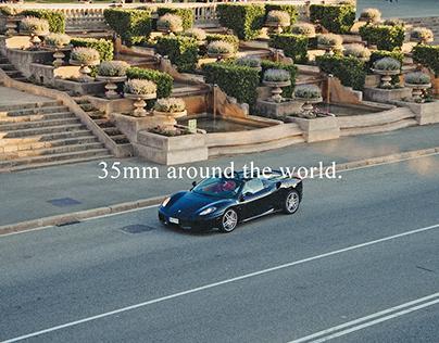 35mm around the world.
