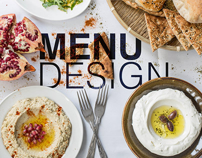 PEARL of Beirut | Menu Design