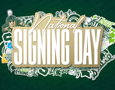 Michigan State | National Signing Day