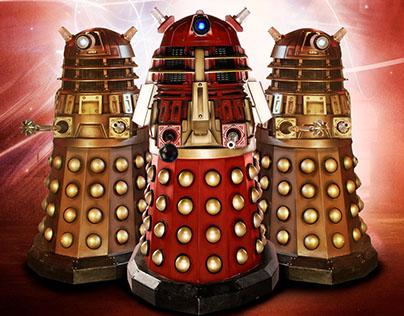 Dalek. Doctor Who
