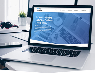 DK Web Solutions