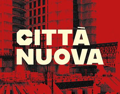 Identité territoriale - Città Nuova - Dystopie