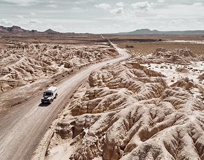 Explore Europe Roadbook